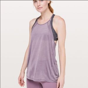 Lululemon Through the movement tank